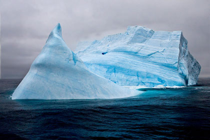 Scotia Sea Iceberg